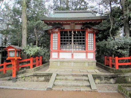 八坂神社境内社