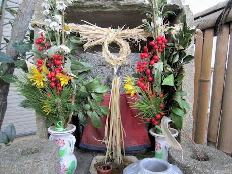 光雲寺の石仏