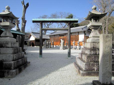 神武天皇社