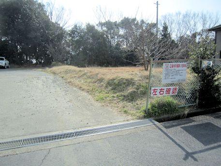 正楽寺駐車場