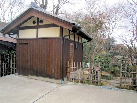 入江泰吉旧居の暗室
