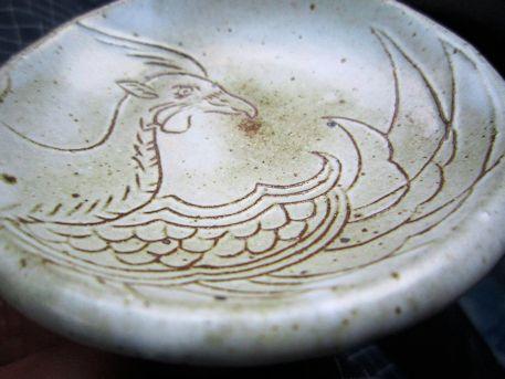 朱雀の豆皿