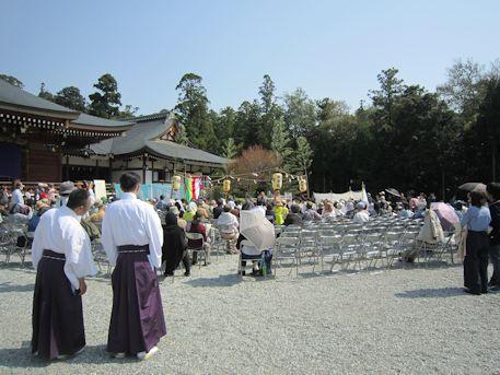 大神神社の神職