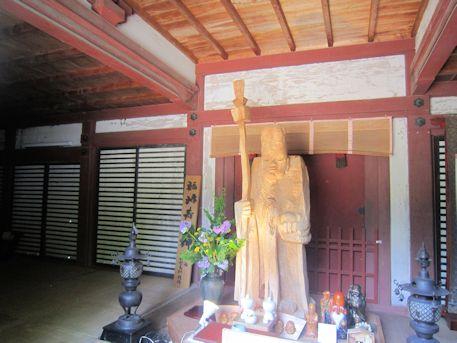 談山神社の福禄寿大神