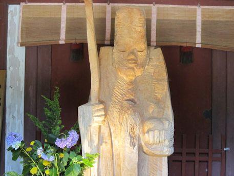 談山神社の福禄寿