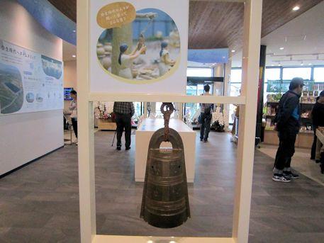 レスティ唐古・鍵の銅鐸