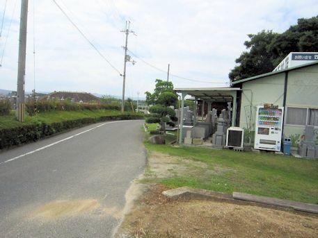 三吉石塚古墳のアクセスルート