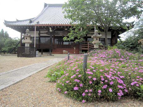 新家長福寺本堂