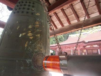 長弓寺の鐘