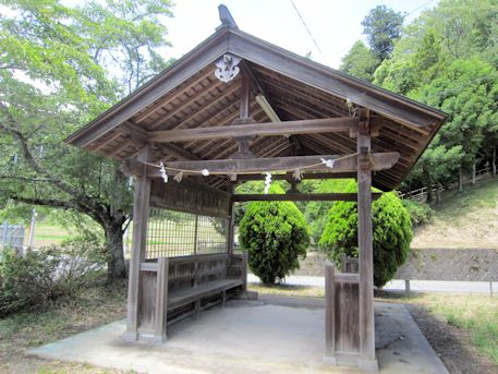 篠畑神社御旅所