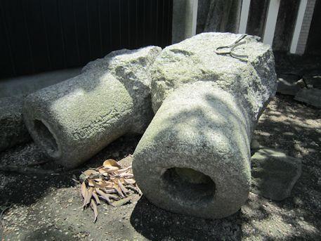 和爾坐赤坂比古神社の境内