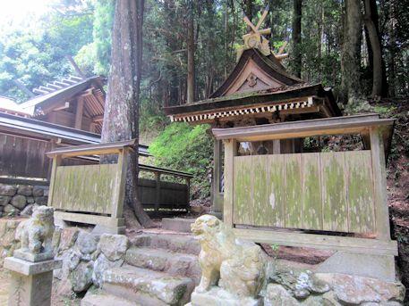 篠畑神社の境内社
