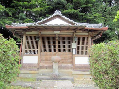 大願寺毘沙門堂