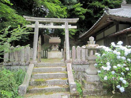 大願寺稲荷社
