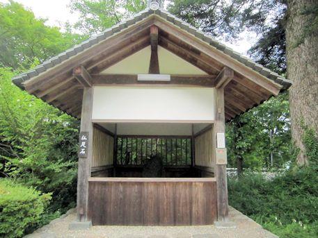 大願寺仏足堂