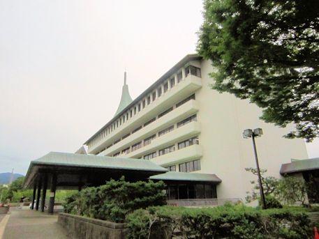 天理市庁舎