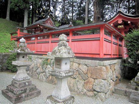 桜実神社本殿