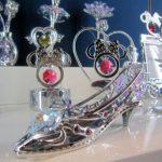 シンデレラ城のガラス靴