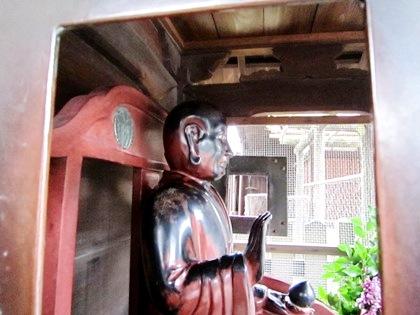 興福寺の賓頭盧尊者