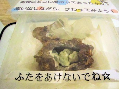 褐鉄鉱の粘土