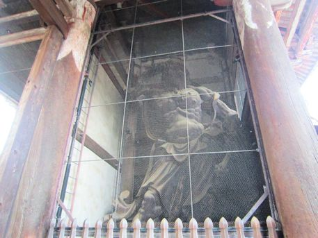 東大寺南大門の金剛力士像