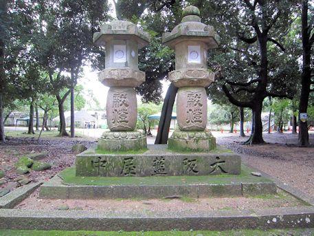 春日大社の石燈籠