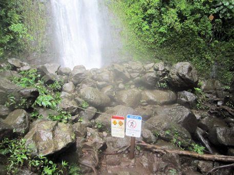 マノアの滝