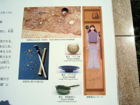 埋葬復元イメージ