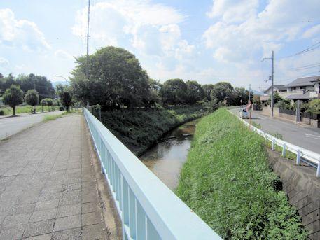 益田大橋と高取川