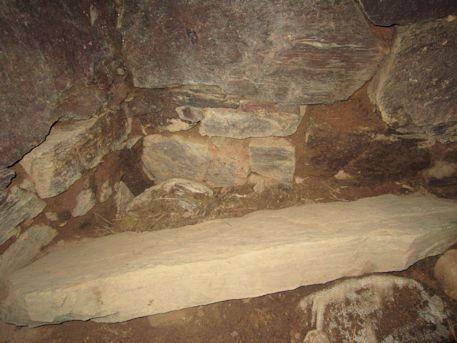 槇ヶ峯古墳の石棺