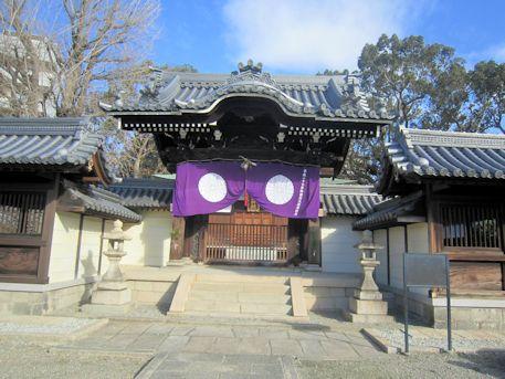 大念仏寺の霊明殿