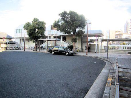 JR大和路線平野駅