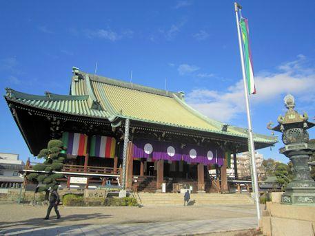 大念仏寺本堂