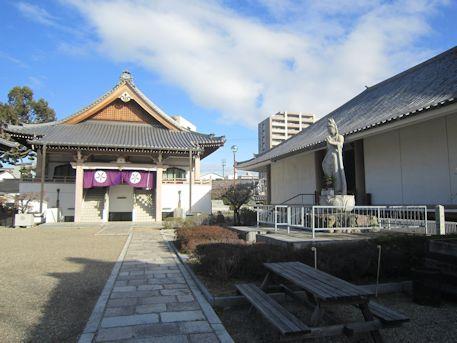 楽邦殿と宝物館
