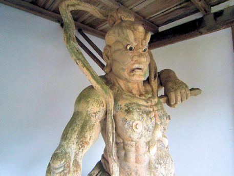 阿形金剛力士像