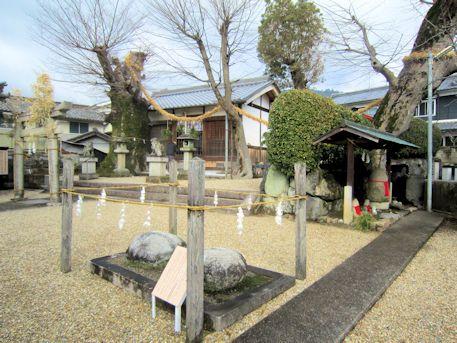 三輪の素戔嗚神社