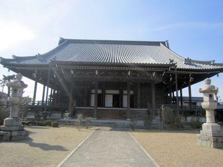 教行寺本堂
