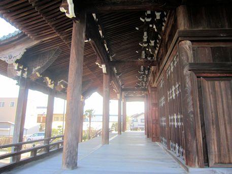 箸尾御坊本堂