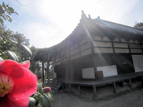 大福寺本堂