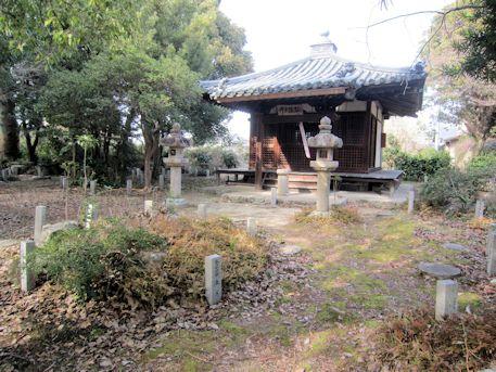 大福寺の大師堂