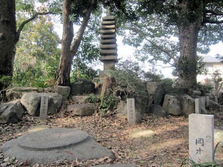大福寺の石宝塔
