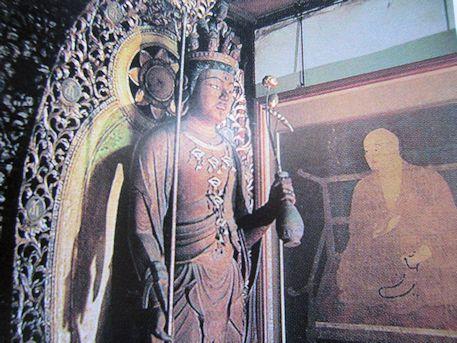 大福寺十一面観音立像