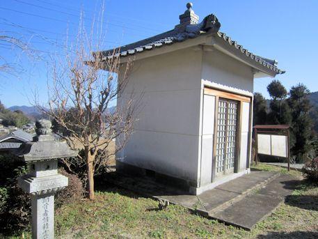 陽雲禅寺のお堂