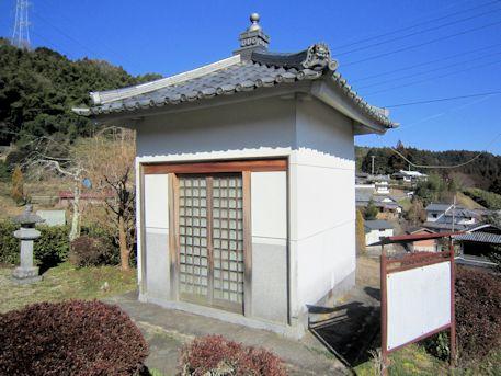陽雲禅寺の観音堂