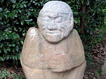 猿石の法師