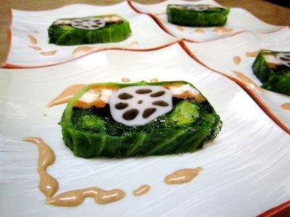 レンコン料理