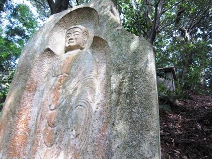 長岳寺大石棺仏