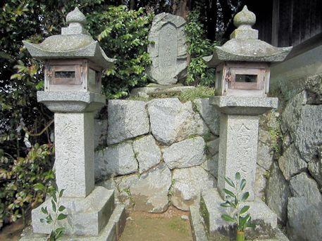 八王子神社の金毘羅大権現