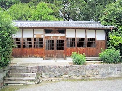 長尾神社絵馬殿