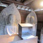 八井内地蔵堂の地蔵石仏